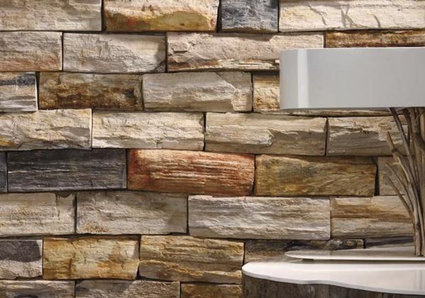 Innovaci n en construcci n madera fosilizada for Revestimiento de paredes exteriores baratos