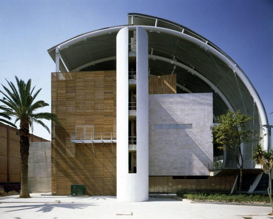 Arquitectos mexicanos cortinas m xico for Arquitectos mexicanos