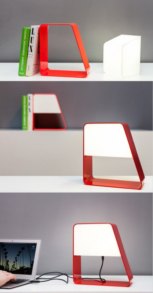 lampara removible