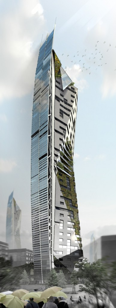 Eco tower 1