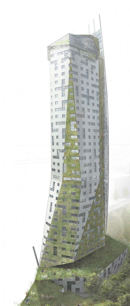 Eco tower 2